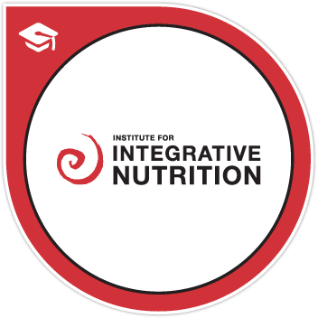 Integrative Nutrition Health Coach Badge